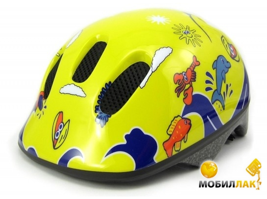 Bellelli Taglia Fish Yellow size-M (HEL-64-05) MobilLuck.com.ua 272.000