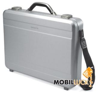 AluCompact - кейс элегантный по форме и удобный в использовании.