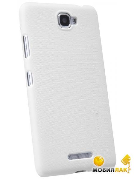 Чехол силиконовый Matte Lenovo S856 white (2000000497341)