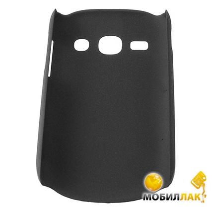 Drobak Samsung Galaxy Fame S6810 Black Shaggy Hard (218958) MobilLuck.com.ua 54.000