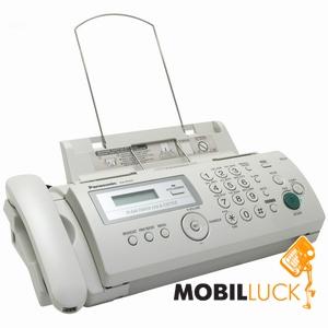 Panasonic KX-FP207UA White MobilLuck.com.ua 1799.000
