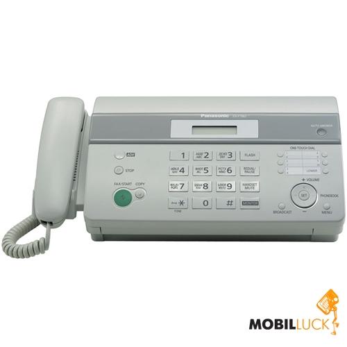 Panasonic KX-FT982UA-W White MobilLuck.com.ua 24820.000