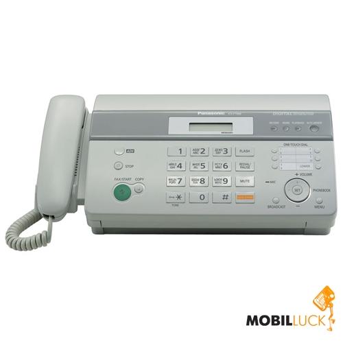 Panasonic KX-FT988UA-W White MobilLuck.com.ua 2249.000