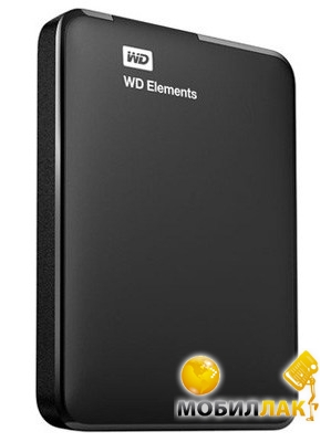 Western Digital 500GB 2.5 USB 3.0 Black (WDBUZG5000ABK-EESN) Western Digital