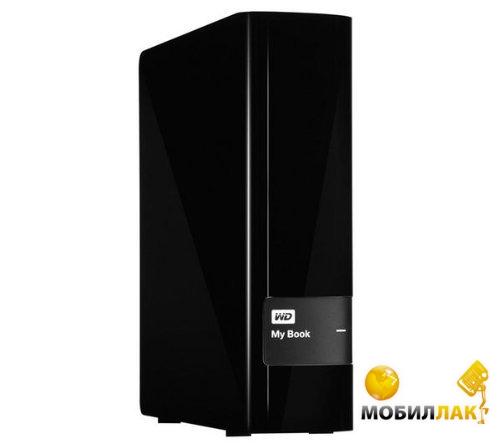 WD MyBook 4TB 3.5 USB 3.0 (WDBFJK0040HBK-EESN) MobilLuck.com.ua 2884.000