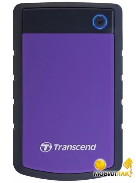 Transcend StoreJet 25H3P 500GB 2.5 USB3.0 (TS500GSJ25H3P) MobilLuck.com.ua 1044.000