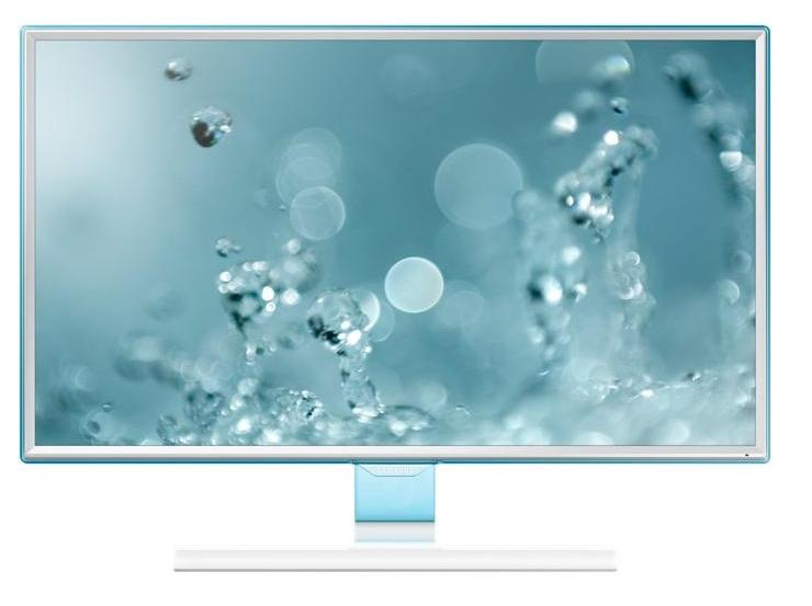 Samsung 23.6 LS24E391HLO/CI White Samsung