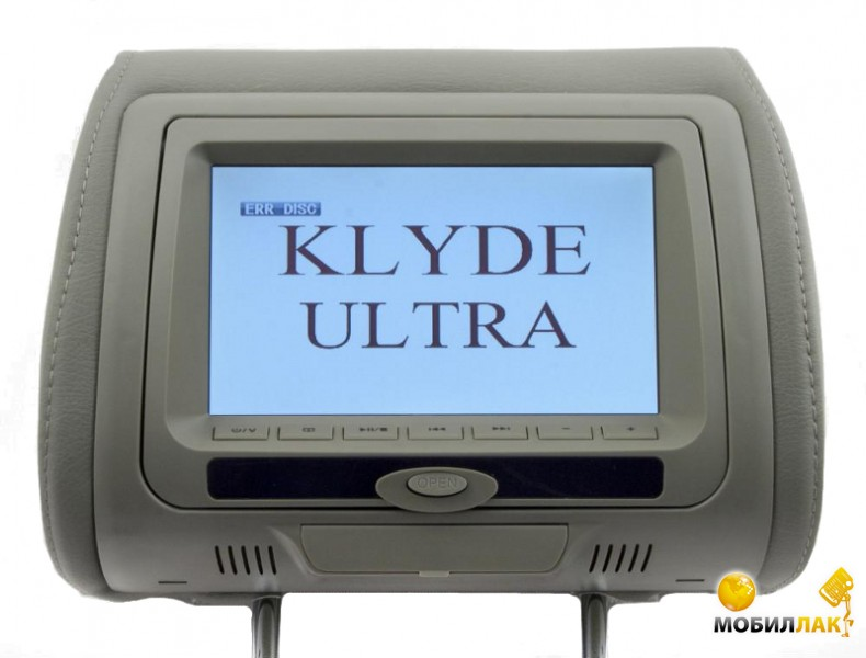 Klyde Ultra 745 HD Gray Klyde