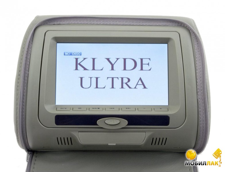 Klyde Ultra 747 HD Gray Klyde