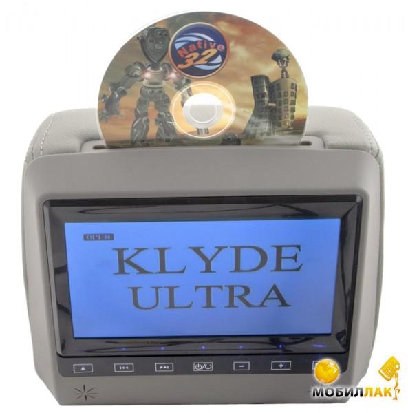 Klyde Ultra 790 FHD Gray Klyde