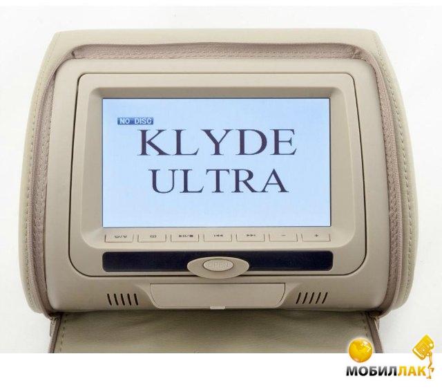 Klyde и DVD-проигрывателем Ultra 745 HD Beige Klyde