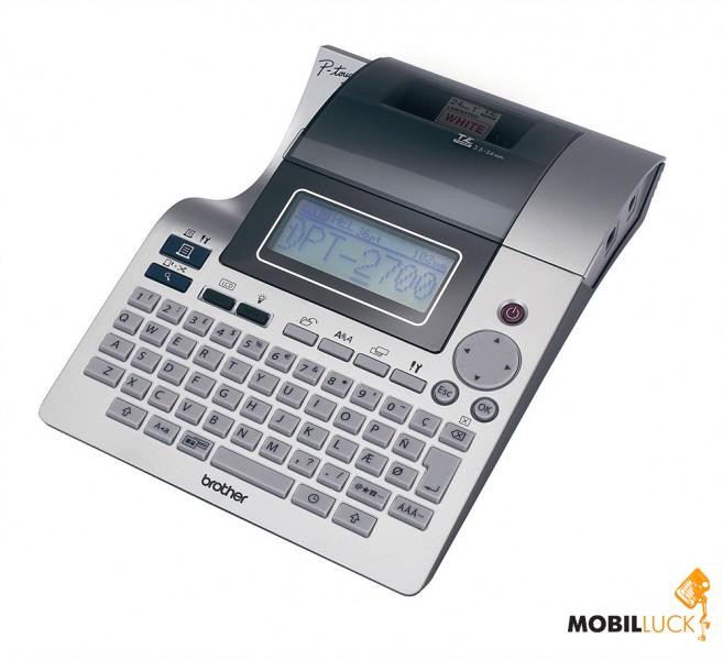 Brother P-Touch PT-2700VP (PT2700) MobilLuck.com.ua 2430.000