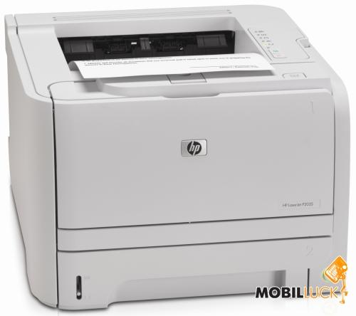 HP LaserJet P2035 (CE461A) MobilLuck.com.ua 2942.000