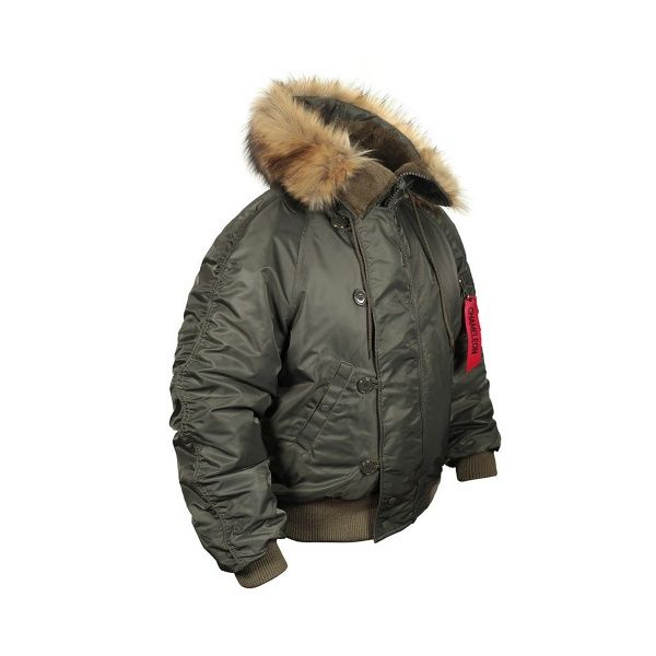 Куплю Куртку Аляска N2B