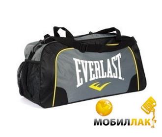 0cc06ca4a7d9 Спортивная сумка Everlast 72 х 38 х 40 см чёрный (EBAG 11). Купить  Спортивная сумка Everlast 72 х 38 х 40 см чёрный (EBAG 11). Цена, доставка  по Украине ...