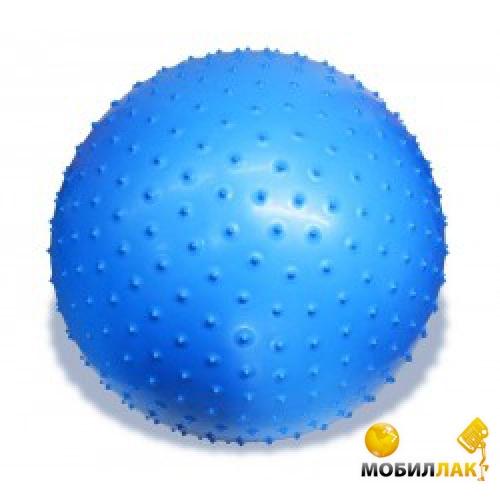 Sprinter 65М Мяч для фитнеса с массажными шипами 65см синий MobilLuck.com.ua 167.000