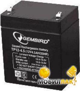 Аккумуляторная батарея Gembird BAT-6V4.5AH