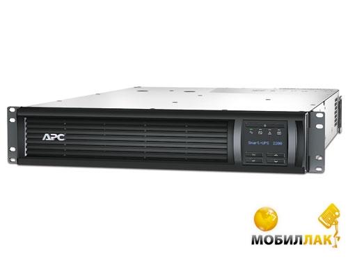 APC Smart-UPS RM 2200VA 2U LCD (SMT2200RMI2U) MobilLuck.com.ua 21664.000
