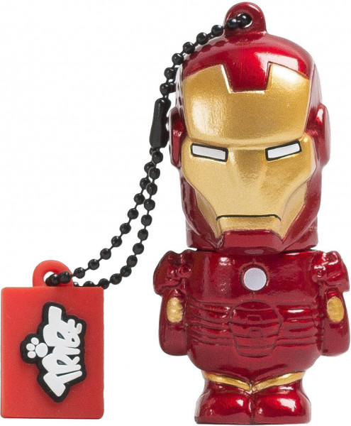 Tribe Marvel 16GB Iron Man Tribe