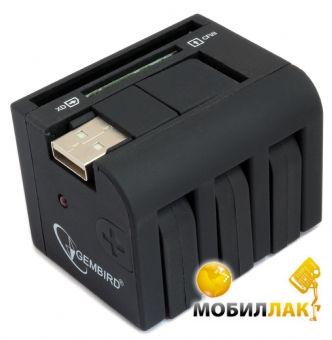 Gembird USB 2.0 UHB-FD1 MobilLuck.com.ua 118.000