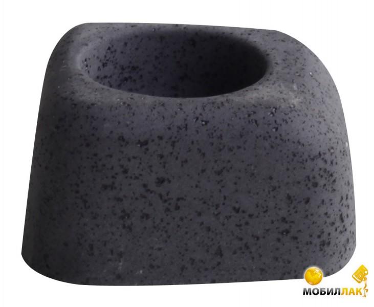asa selection ASA Selection Подсвечник h= 4 1см O=7 4см Submarine серый керамика
