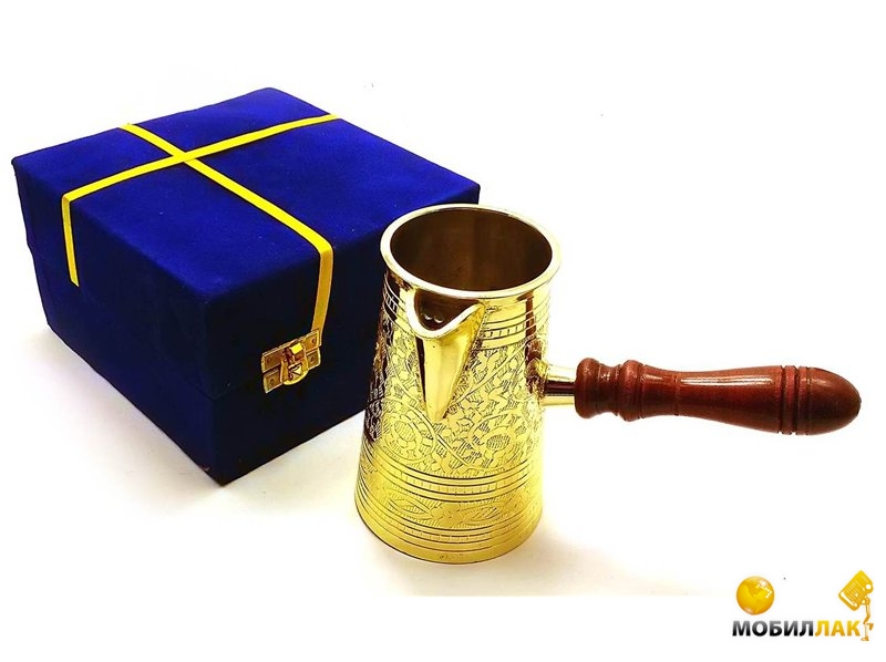 Даршан Turky Coffee Gold 19х9,5х11 см (28276) Даршан