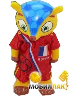 Golden Toy Броненосец талисман чемпионата мира по футболу 2014 (Франция) MobilLuck.com.ua 70.000