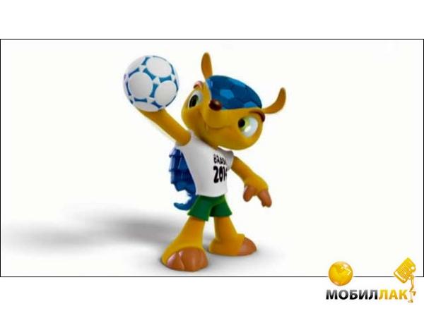 Golden Toy Броненосец талисман чемпионата мира по футболу 2014 (Германия) MobilLuck.com.ua 70.000