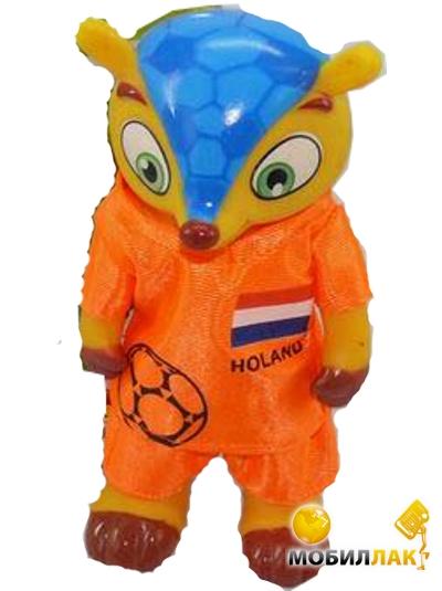Golden Toy Броненосец талисман чемпионата мира по футболу 2014 (Голландия) MobilLuck.com.ua 70.000