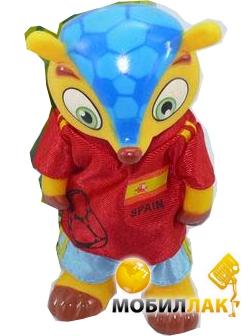Golden Toy Броненосец талисман чемпионата мира по футболу 2014 (Испания) MobilLuck.com.ua 70.000