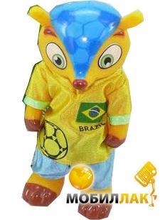 Golden Toy Броненосец талисман чемпионата мира по футболу 2014(Бразилия) MobilLuck.com.ua 70.000