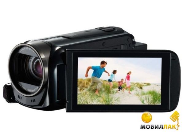 Canon Legria HF R506 Black (9176B014AA) MobilLuck.com.ua 3598.000