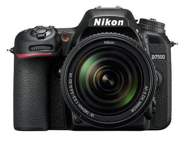 Nikon D7500 KIT AF-S DX 18-105 VR (VBA510K001) Nikon