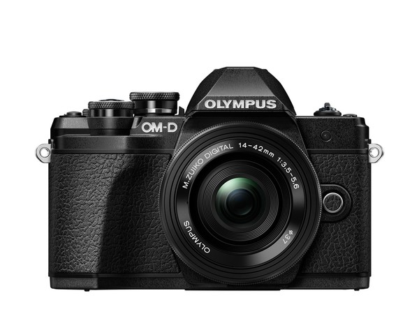 Olympus E-M10 mark III Pancake Zoom 14-42 Kit Black (V207072BE000) Olympus