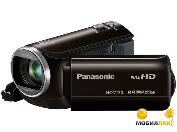 Panasonic HC-V130 Black MobilLuck.com.ua 2952.000