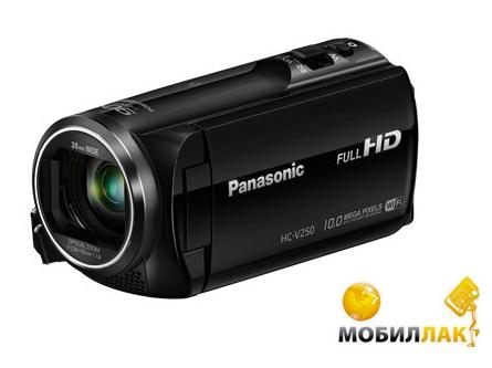 Panasonic HC-V250 Black MobilLuck.com.ua 3348.000