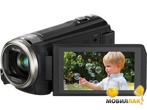 Panasonic HC-V550 Black MobilLuck.com.ua 4799.000