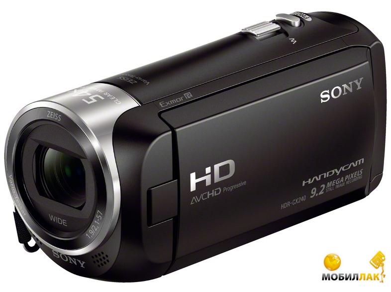 Sony HDR-CX240 Black MobilLuck.com.ua 3466.000