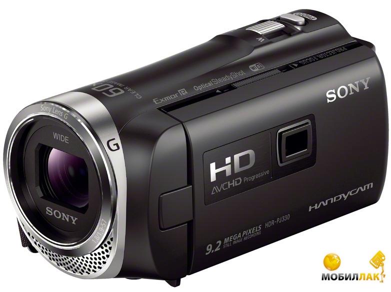 Sony HDR-PJ330 Black MobilLuck.com.ua 5499.000