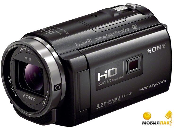 Sony HDR-PJ530 Black MobilLuck.com.ua 8499.000