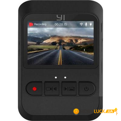 Видеорегистратор Xiaomi YI Mini Smart Dash Camera (YCS1B18)
