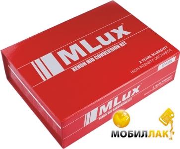 Mlux H27 35W 6000K MobilLuck.com.ua 1514.000