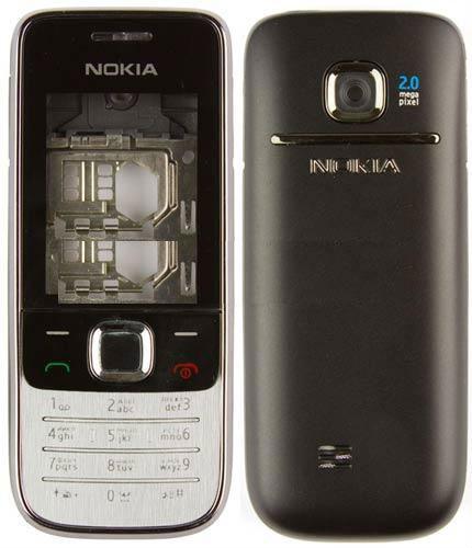 Корпус Nokia 2730 Black