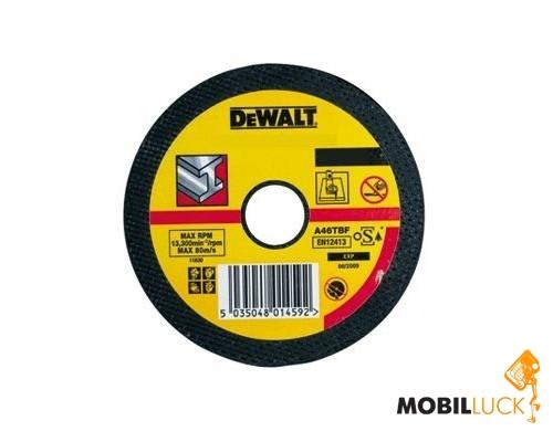 DeWALT Диск отрезной по металлу 180мм (DT3422-QZ) MobilLuck.com.ua 68.000