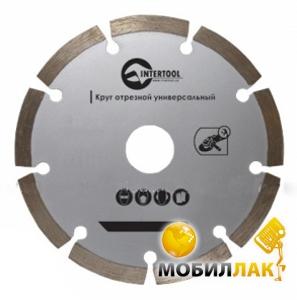 Intertool CT-1004 Диск отрезной сегментный 180мм MobilLuck.com.ua 60.000