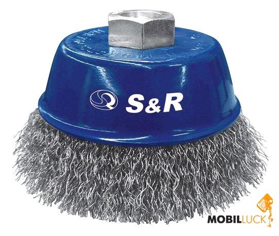 S&R Щётка чашечная 80мм (135130081) MobilLuck.com.ua 68.000