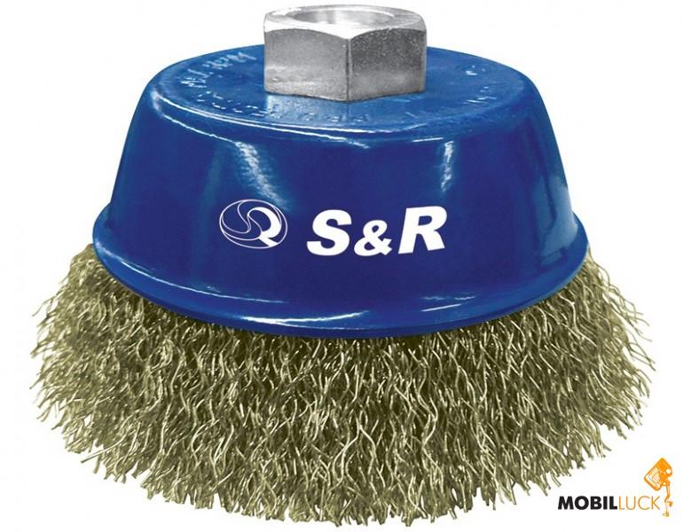 S&R Щётка чашечная 80мм (135131080) MobilLuck.com.ua 58.000