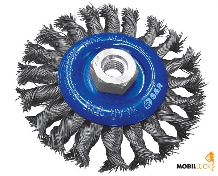 S&R Щётка дисковая 115мм (135554118) MobilLuck.com.ua 95.000