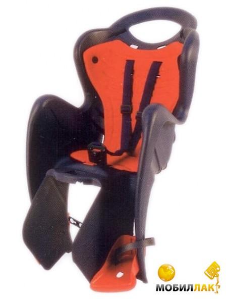 Bellelli MR FOX Clever до 22 кг (серый с оранжевым) (SAD-25-99) MobilLuck.com.ua 884.000