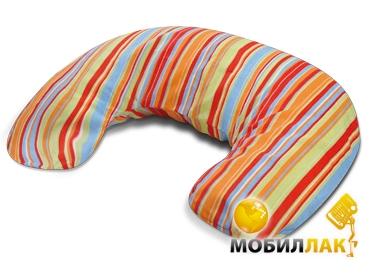 BabyMatex Наволочка на подушку для кормления miniRelax полоска (оранжевая, красная, синяя) (0052-49) MobilLuck.com.ua 164.000